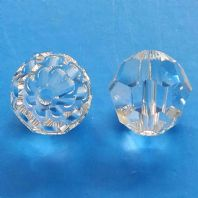 Crystal 5000 Swarovski Crystal Round Beads 8mm PK5